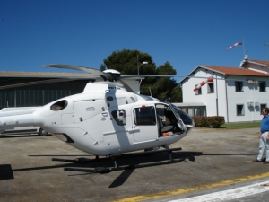 EC135 at FreeAir